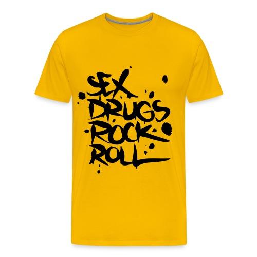 Little Monstaaa - Männer Premium T-Shirt