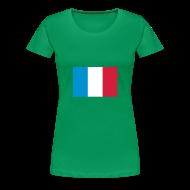 T-shirts ~ Vrouwen Premium T-shirt ~ Frankrijk
