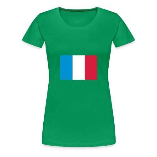 Frankrijk - Vrouwen Premium T-shirt