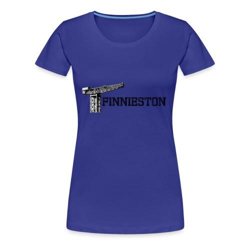 Finnieston Crane - Women's Premium T-Shirt