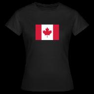 T-shirts ~ Vrouwen T-shirt ~ Canada