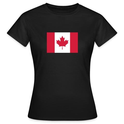 Canada - Vrouwen T-shirt