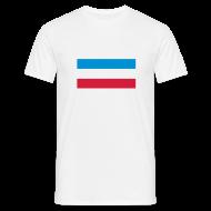 T-shirts ~ Mannen T-shirt ~ Joegoslavie