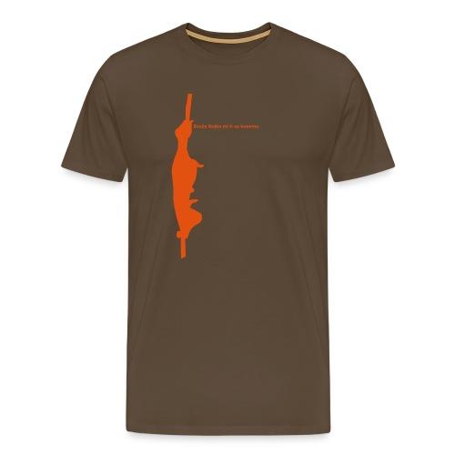 Jablanica, muska - Men's Premium T-Shirt