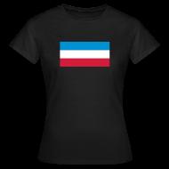 T-shirts ~ Vrouwen T-shirt ~ Joegoslavie