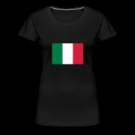T-shirts ~ Vrouwen Premium T-shirt ~ Italie