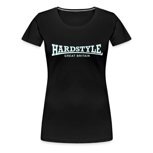 Hardstyle Great Britain - Powerreflex - Women's Premium T-Shirt