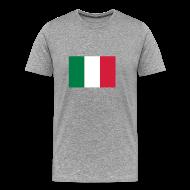 T-shirts ~ Mannen Premium T-shirt ~ Italie