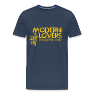 T-Shirts ~ Men's Premium T-Shirt ~ Modern Lovers