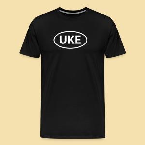 5XL UKE - Männer Premium T-Shirt