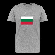 T-shirts ~ Mannen Premium T-shirt ~ Bulgarije