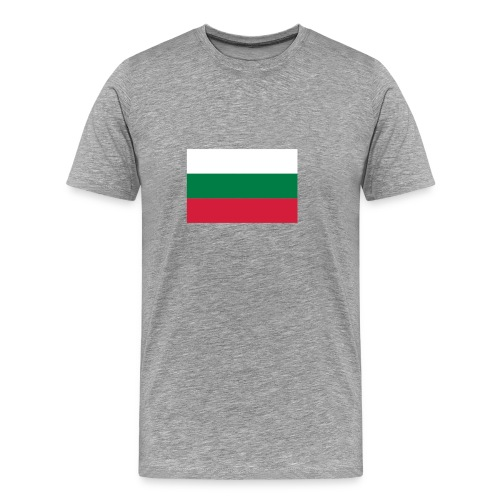 Bulgarije - Mannen Premium T-shirt