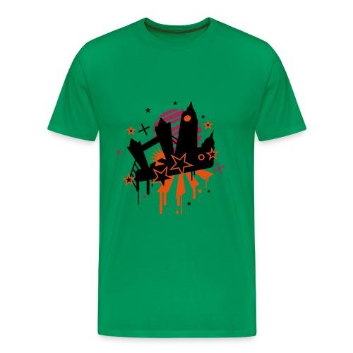 Geography - Men's Premium T-Shirt