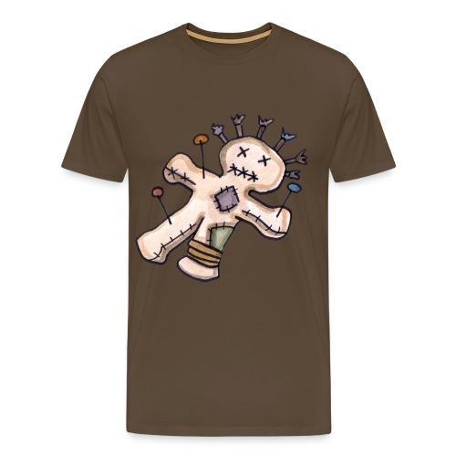 Voodoopuppe - Männer Premium T-Shirt