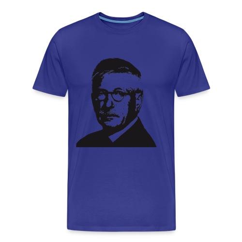 Sarrazin Mein Text - Männer Premium T-Shirt
