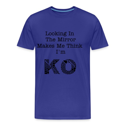 OK Mirror T-shirt - Men's Premium T-Shirt