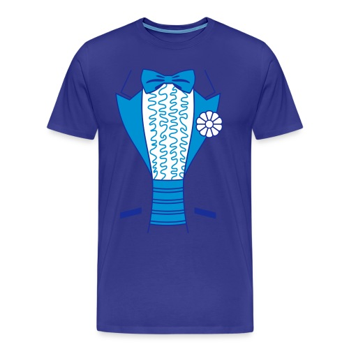 Ciel Tuxedo Smoking - T-shirt Premium Homme