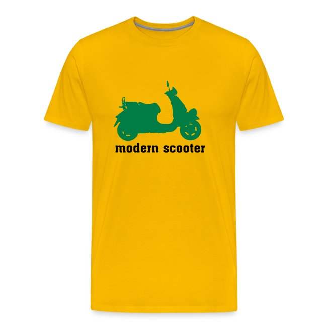 "Camiseta ""MODERN SCOOTERS"""