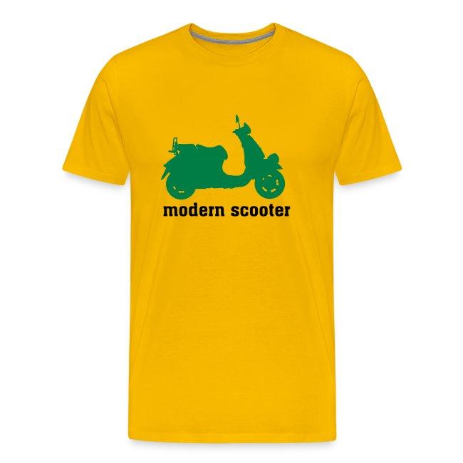 "Camiseta ""MODERN SCOOTERS"""