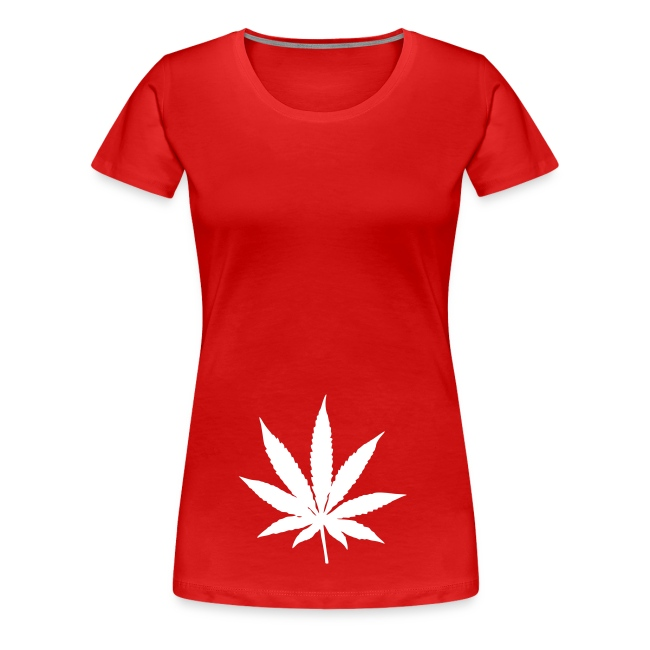 Ganja Girl - T-shirt Dramaqueen