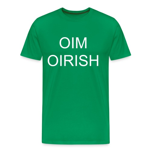 Paddy's day - Men's Premium T-Shirt