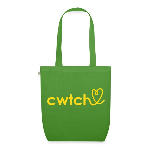 Go gather your cwtch with this sexy shoping bag - EarthPositive Tote Bag
