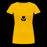 T-Shirts ~ Frauen Premium T-Shirt ~ Fotografinnen T-Shirt Makro