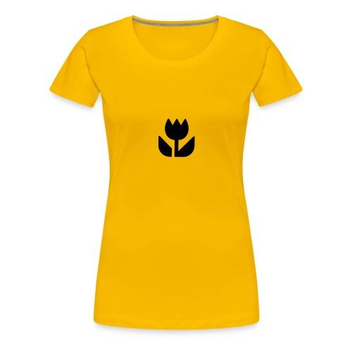 Fotografinnen T-Shirt Makro - Frauen Premium T-Shirt