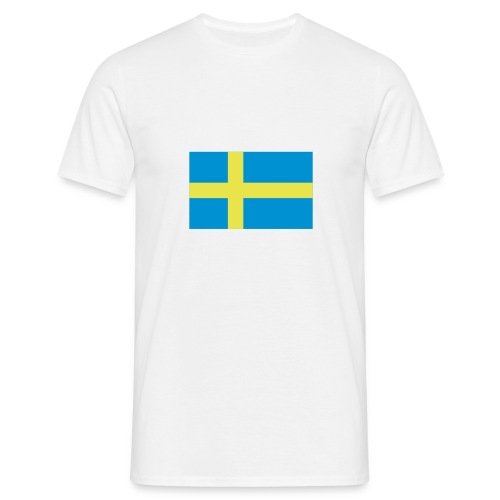 Zweden - Mannen T-shirt