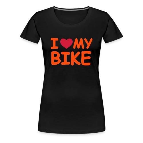 T-Shirt Girls - Frauen Premium T-Shirt