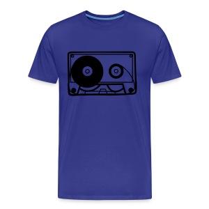 VINTAGE K7 - T-shirt Premium Homme