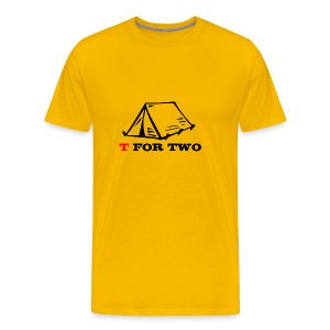 T for Two - Men's Premium T-Shirt