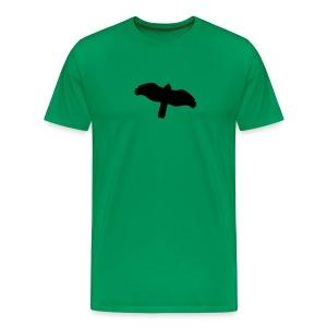 Greifvogel-Silhouetten - Männer Premium T-Shirt