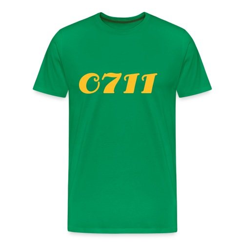 0711 - Männer Premium T-Shirt