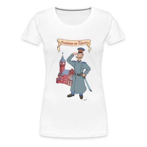 Girlishirt-Hauptman - Frauen Premium T-Shirt