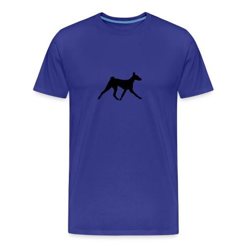 Basenji - Männer Premium T-Shirt