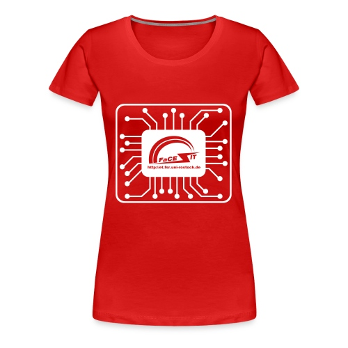 FSR-Shirt (girlie) - Frauen Premium T-Shirt