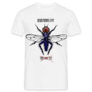 casiegraphics Linsenfliege - Männer T-Shirt