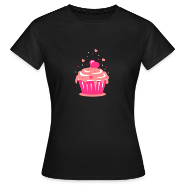 Chocolate sweet cake Women's T-Shirts