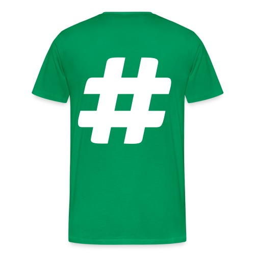 GToutKon Dos - T-shirt Premium Homme