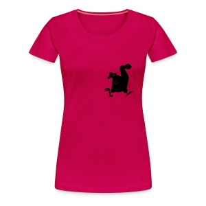 Beatrice Barth Dodo Shirt - Frauen Premium T-Shirt