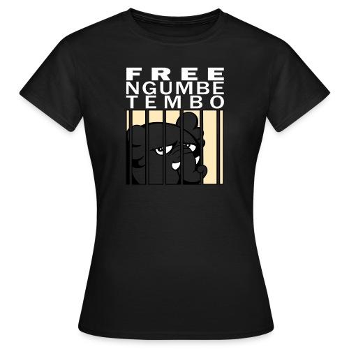 Free Ngumbe - Frauenshirt - Frauen T-Shirt