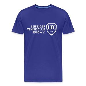 LOGO Shirt Blue Sky blau - Männer Premium T-Shirt