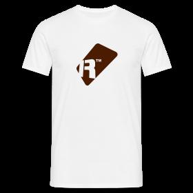 Men's T-Shirt - Brown Renoise Tag ~ 4