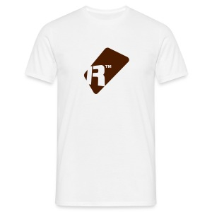 Men's T-Shirt - Brown Renoise Tag - Men's T-Shirt