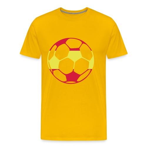 Espana Ballon - Mannen Premium T-shirt