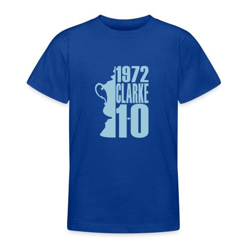 1972 - CLARKE - 1.0 - Teenage T-shirt