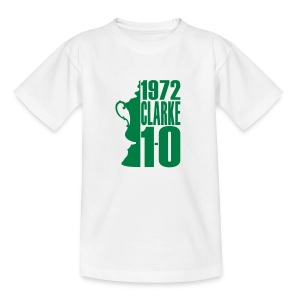 1972 - CLARKE - 1.0 - Teenage T-shirt