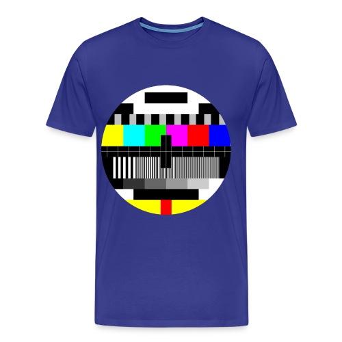 Testbilde - Herre premium T-shirt