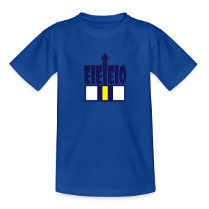 EIEIEIO - HOME - Teenage T-shirt